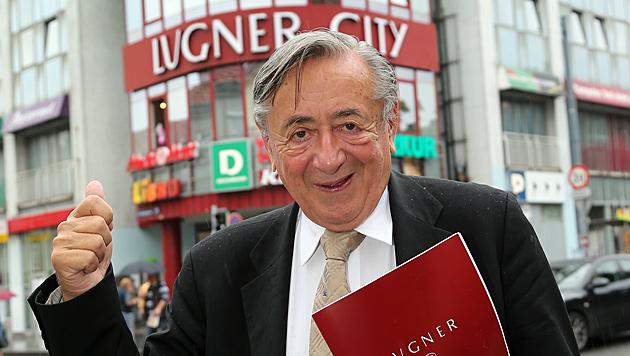 """Richard Lugner: Seine komplette """"Finanzbeichte"""" (Bild: Peter Tomschi)"""