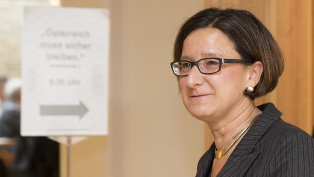 So will Mikl-Leitner das Fremdenrecht verschärfen (Bild: APA/ERWIN SCHERIAU)
