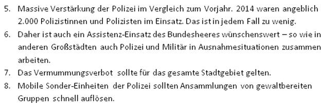 OTS-Aussendung der Bezirksvorstehung Wien Innere Stadt (Bild: krone.at)