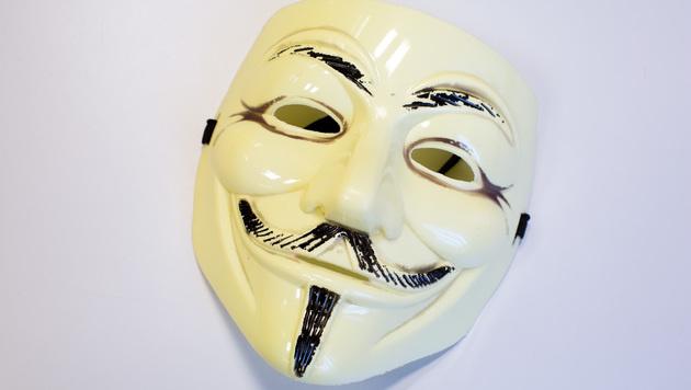 Mit derart auffälligen Masken gingen die Täter an ihr kriminelles Werk. (Bild: APA/GEORG HOCHMUTH)