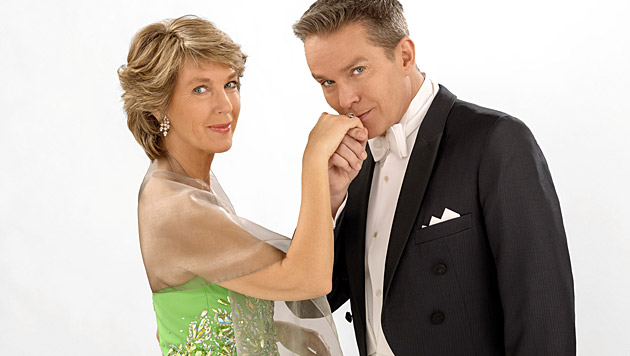 Barbara Rett und Alfons Haider (Bild: ORF/Thomas Ramstorfer)