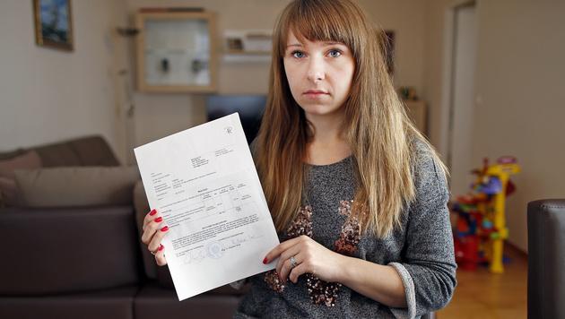 Tanja Eisner darf in Wien nicht als Lehrerin arbeiten. (Bild: Reinhard Holl)