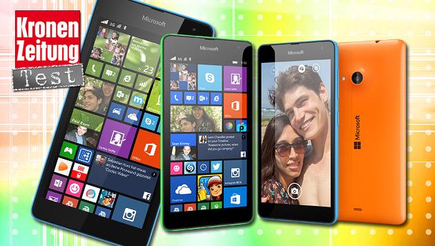 Lumia 535: Das neue Einsteiger-Smartphone im Test (Bild: thinkstockphotos.de, Lumia 535)