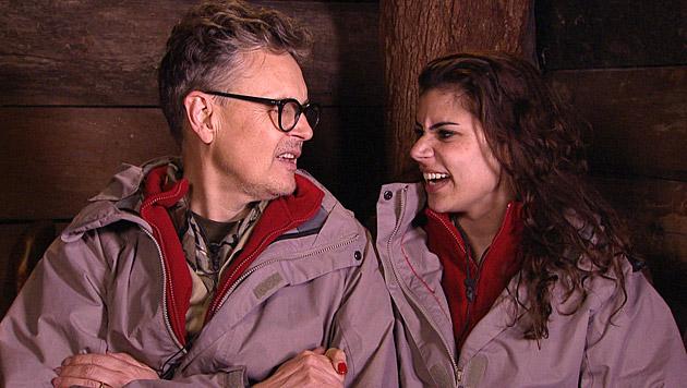 Rolfe und Tanja verstehen sich. (Bild: RTL/Stefan Menne)