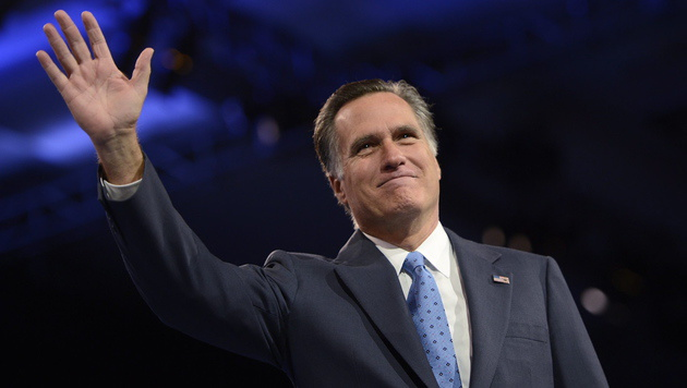 Der frühere Präsidentschaftskandidat Mitt Romney wird als Außenminister gehandelt. (Bild: APA/EPA/SHAWN THEW)