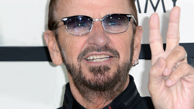 Ringo Starr plant neues Album und Amerika-Tournee (Bild: AFP)
