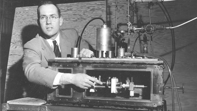 """""""Vater des Lasers"""" mit 99 Jahren gestorben (Bild: AP)"""