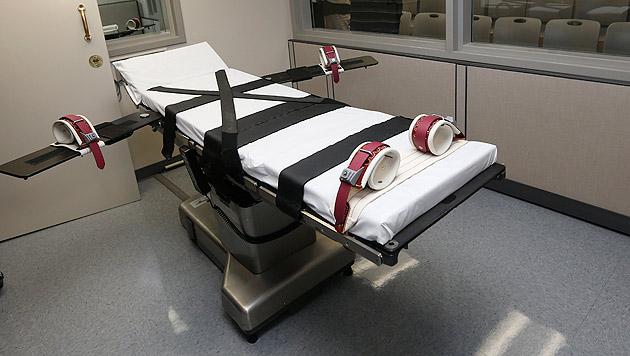 Pfizer untersagt Nutzung von Todesmedikamenten (Bild: AP)