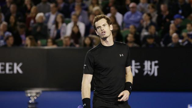 Djokovic gewinnt und wünscht Murray viele Kinder (Bild: APA/EPA/Barbara Walton)