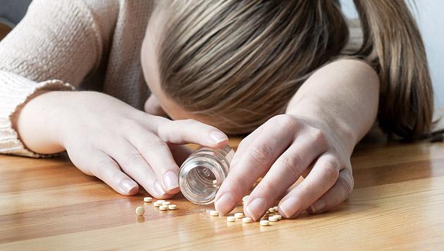 18.000 Jugendliche in Österreich suizidgefährdet (Bild: thinkstockphotos.de (Symbolbild))