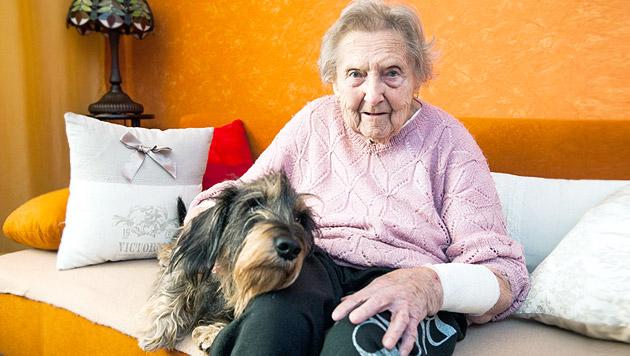 """92-Jährige: """"Einbrecher kannten keine Gnade"""" (Bild: Imre Antal)"""