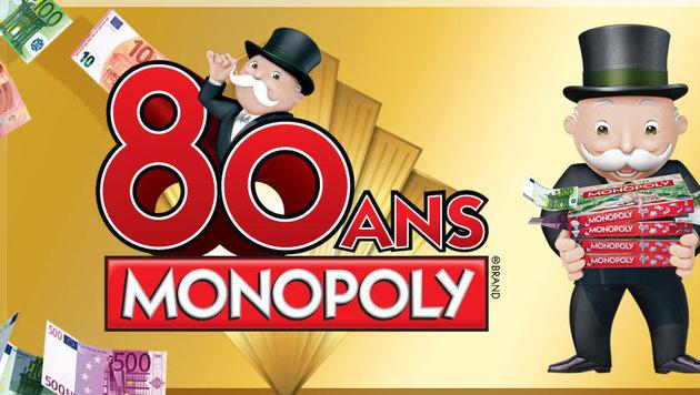 Frankreich: Echte Euro-Scheine in Monopoly-Kartons (Bild: hasbro.com)