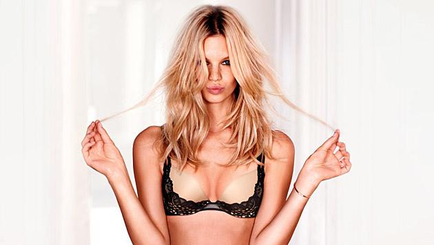 Nadine Leopold (Bild: Victoria's Secret)