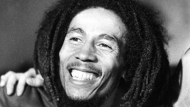 Live-Album zum 70. Geburtstag von Bob Marley (Bild: AFP)