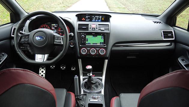 Subaru WRX STI: Mit Sperren Grenzen überschreiten (Bild: Stephan Schätzl)