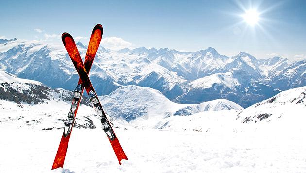5.000 Paar Ski werden pro Saison gestohlen (Bild: thinkstockphotos.de)