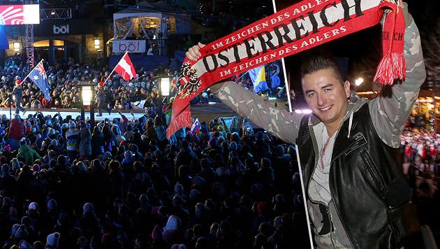 Andreas Gabalier singt sich in die US-Herzen (Bild: Sepp Pail)