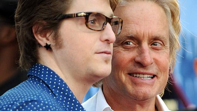 Michael Douglas' Sohn Cameron sitzt derzeit im Gefängnis. (Bild: AFP)
