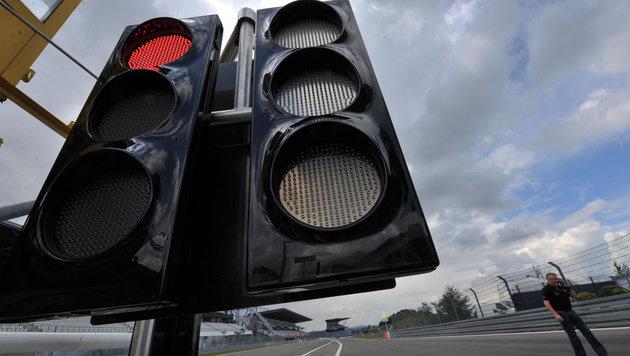 Deutschland erstmals seit 1960 ohne F1-Rennen? (Bild: dpa/Peter Steffen)