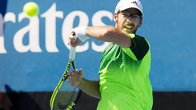 Gerald Melzer feiert 1. Sieg auf ATP-Tour (Bild: GEPA)