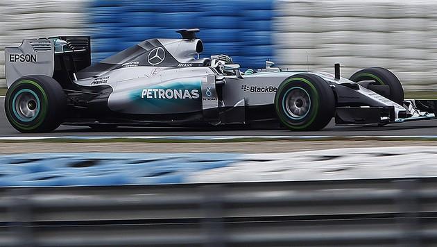 Nico Rosberg (Bild: AP)