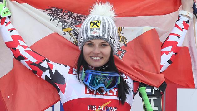 Anna Fenninger (Bild: GEPA)