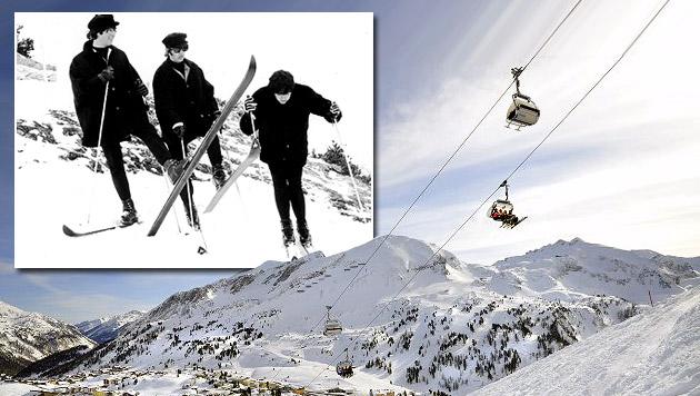 Beatlemania im Skiparadies Obertauern (Bild: Tourismusverband Obertauern)
