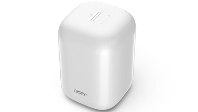 Revo One: Kleiner Wohnzimmer-Server von Acer (Bild: Acer)