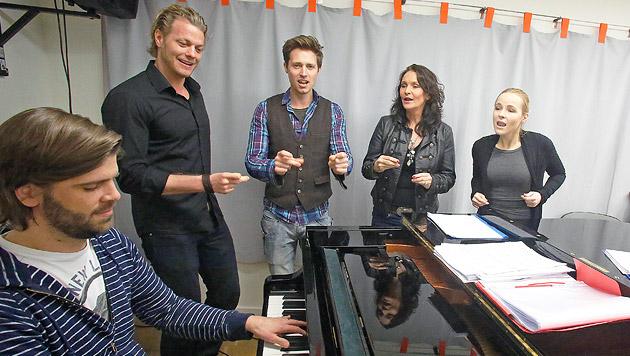 """""""4 Voices Of Musical"""": Auf die Stimmen kommt es an (Bild: Martin A. Jöchl)"""
