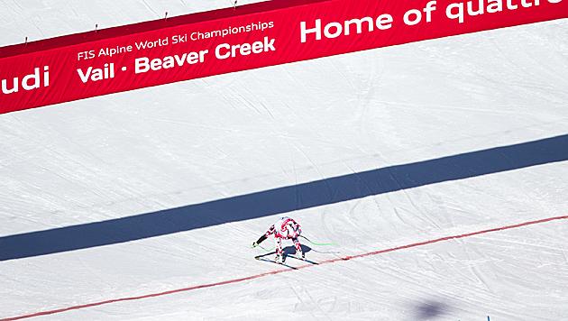 Reichelt holt Super-G-Gold! 2. Rennen, 2. Sieg (Bild: APA/EXPA/ Johann Groder)