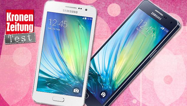 Samsungs neue Android-Mittelklasse im Praxistest (Bild: Samsung, thinkstockphotos.de)
