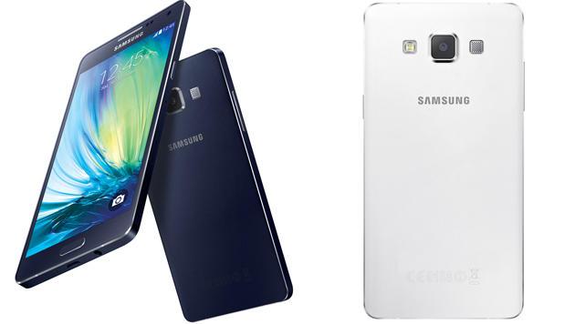 Samsung Galaxy A5 (Bild: Samsung)