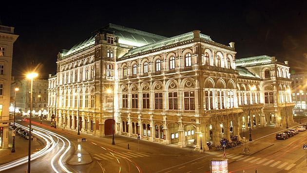 """Die """"Mission: Impossible 5""""-Weltpremiere findet in der Wiener Staatsoper statt. (Bild: APA/GEORG HOCHMUTH)"""