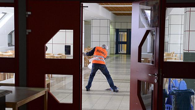 Asyl: Wiener Übergangsquartiere geschlossen (Bild: APA/HANS KLAUS TECHT)