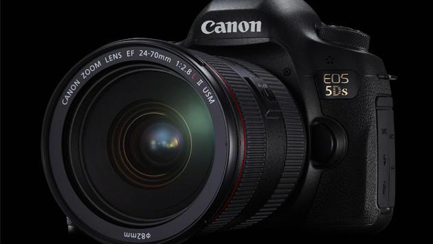 Canon bringt zwei 50,6-Megapixel-Kameramonster (Bild: Canon)