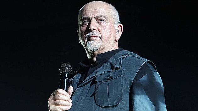Ex-Genesis-Frontmann Peter Gabriel wird 65 (Bild: Jürgen Radspieler)