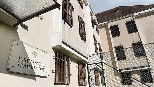 Häftling aus Justizanstalt Göllersdorf getürmt (Bild: APA/HELMUT FOHRINGER)