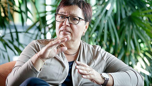 Oberhauser bleibt trotz Unterleibskrebs im Amt (Bild: APA/GEORG HOCHMUTH)