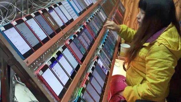 So werden von China aus die App Stores manipuliert (Bild: iclarified.com)