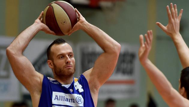 Gmunden besiegt BC Vienna im Basketball-Hit 87:83 (Bild: GEPA)
