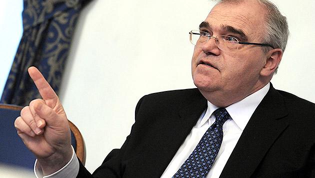 Justizminister Wolfgang Brandstetter (Bild: APA/Herbert Pfarrhofer)