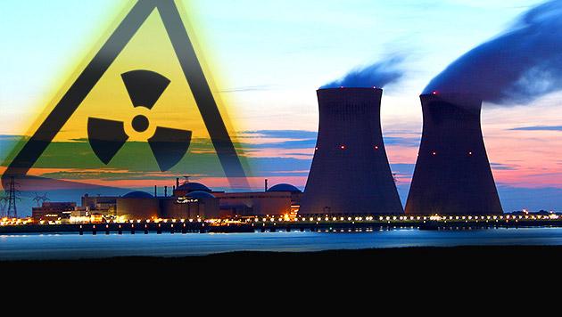 Brüssel forciert Atomenergie in Europa (Bild: thinkstockphotos.de (Symbolbild), krone.at-Grafik)