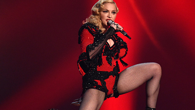 Madonna bei den Grammys (Bild: John Shearer/Invision/AP)