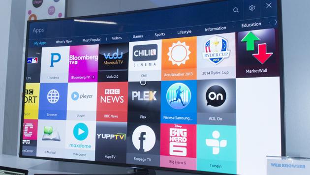 Samsung-TVs belauschen Wohnzimmer ihrer Besitzer (Bild: Samsungtomorrow.com)