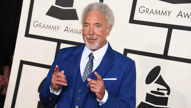 Tom Jones (Bild: Jordan Strauss/Invision/AP)