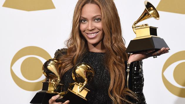 Beyonce dürfte sich über drei Grammys freuen, unter anderem für den besten R'n'B-Song. (Bild: Chris Pizzello/Invision/AP)