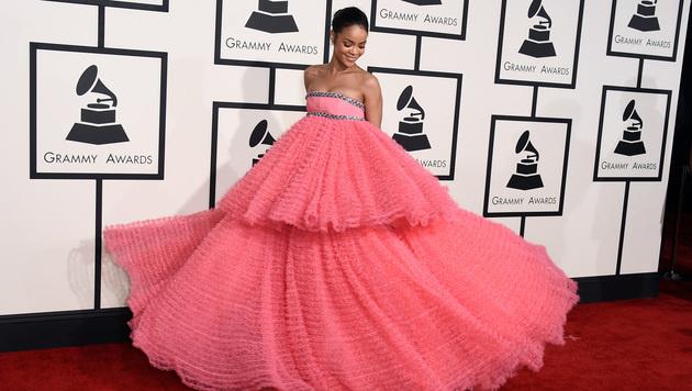 Rihanna (Bild: Jordan Strauss/Invision/AP)