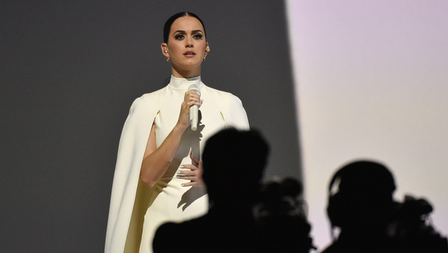 Katy Perry (Bild: John Shearer/Invision/AP)