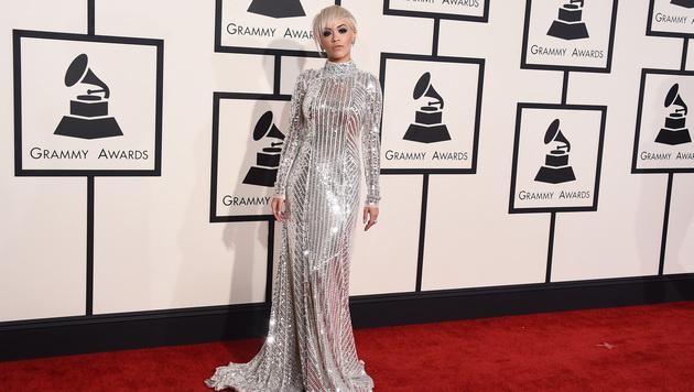 Rita Ora (Bild: Jordan Strauss/Invision/AP)