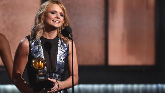 Miranda Lambert erhielt den Grammy für das beste Country-Album. (Bild: John Shearer/Invision/AP)